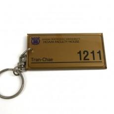 Tran-Chae 서울대 번호키-키텍 열쇠고리