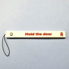 holde the door 샤무드 실리콘